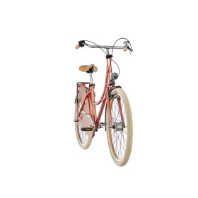 s'cool chiX classic 26 3-S Bronce Red Matt